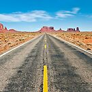 Where we're going, We don't need roads! by Stephen Knowles