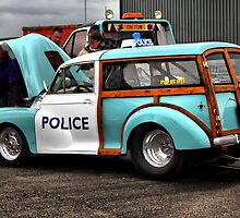 Police car with a shoot by yampy