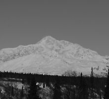 Mount McKinley by akaurora