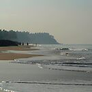 Black Beach Varkala by SerenaB