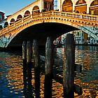 Rialto Bridge by eddiechui