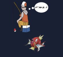 Magikarp by darklordKiba