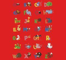ABC (spanish) Kids Clothes
