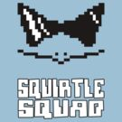 Squirtle Squad LIGHT BLUE by mandoburger