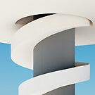 Spiral staircases by Ximo