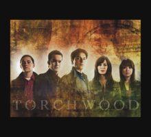 Torchwood Original Team by OriginalSophie