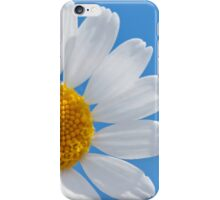 Daisy in the sky iPhone Case/Skin