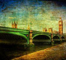 Westminster Bridge & Big Ben by Yhun Suarez