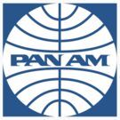 Pan Am (Blue Sticker) by Elton McManus