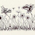Springtime In A Flutter by Kashmere1646