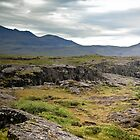 Crazy views of Iceland, Þingvellir. by Cappelletti Benjamin