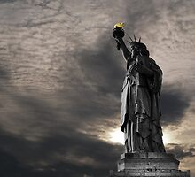 Statue of Liberty by brianhardy247