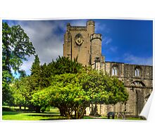 Dunkeld Cathedral II Poster