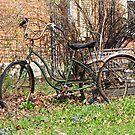 Retrocycle by nikspix