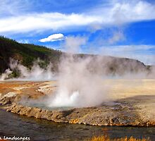 Spouting steam by Erykah36