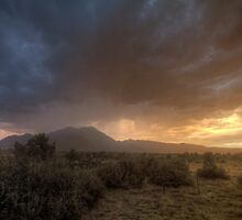 Monsoon Mountain 2 by Bob Larson