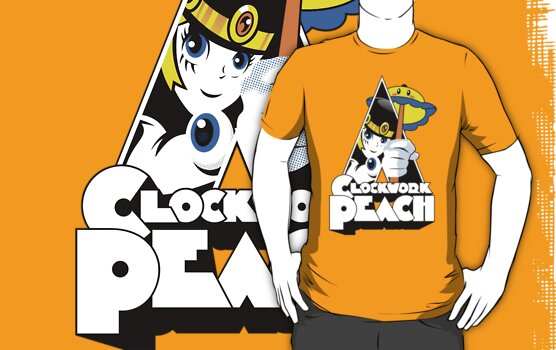 Clockwork Peach by BiggStankDogg