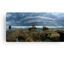 Good Friday and a Good Storm Canvas Print