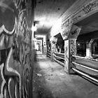 Underworld - Krog Street Tunnel in Atlanta by Mark Tisdale