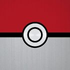 Pokeball Case by carnivean