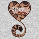 Bengal Cat Love by GoblinWorks