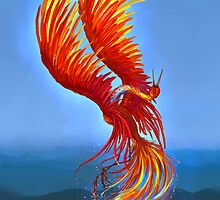 Colours of Fire by Katerina Romanova