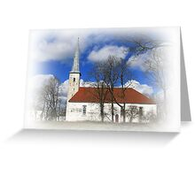 Church of St. Michael Greeting Card