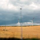 """Greek Wind Turbine"" by mls0606"