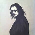 The Crow by Maria  Gonzalez