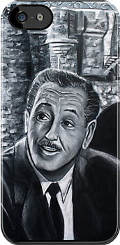 Walt Disney by ArtbyJoshua