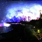 Niagara at Night by PhilM031