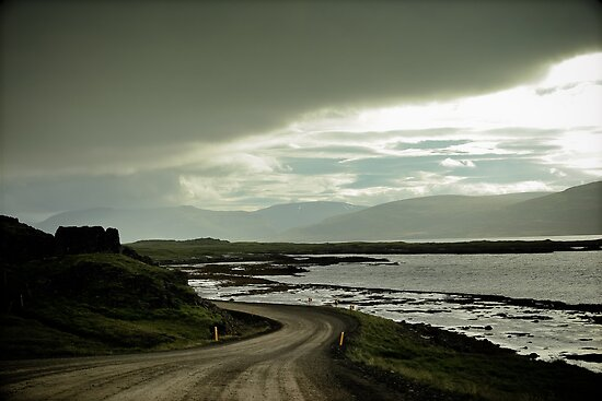 Crazy views of Iceland,  Vestfirðir. by Cappelletti Benjamin