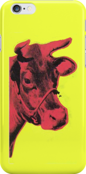 cow phone by artvagabond