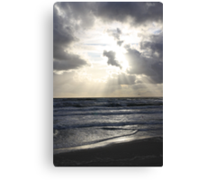 It's in the Clouds Canvas Print