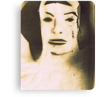 "Elizabeth Taylor ""White Diamonds"" Canvas Print"