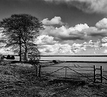 Farm Gateway  by Gary Heald LRPS