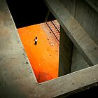 Tracks loneliness by Laurent Hunziker