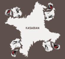 Kasabian - Velociraptor by Alexandre Bonneau