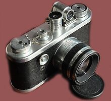 British Corfield Periflex 1 camera, 1953 by Rivendell7