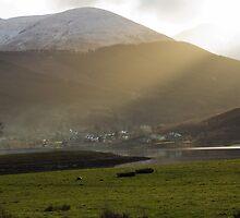 Loch Leven,Glencoe. by ninjabob