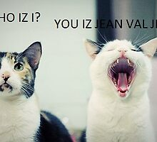 LES MIS- LOLCATS by raggyypt