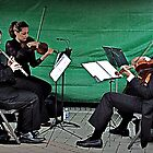 Chamber Music To Go....Outdoor Concert by Jane Neill-Hancock