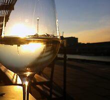 Through the Drinking Glass by Jodi Webb