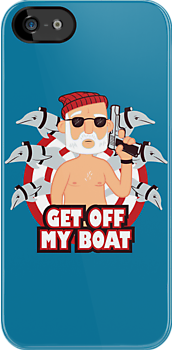 Get off my Boat by Scott Weston