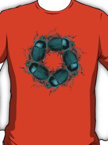 EGYPTIAN SCARAB T-Shirt