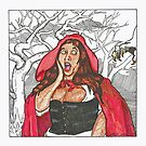 Red Riding Hood by Sally O'Dell