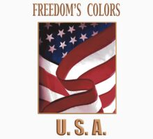 FREEDOM'S COLORS  by George Robinson