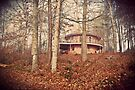 the round house in the woods by Jamie McCall