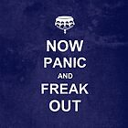 Panic and Freak Out by CleverLorises