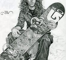 Shaun White by Kashmere1646